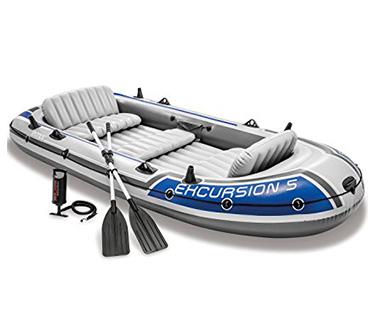 قایق بادی اکسکروشن 5 اینتکس 2018 |