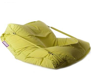 مبل بین بگ دو نفره تخت شو |