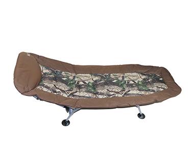 تخت خواب تاشو فلزی مسافرتی |